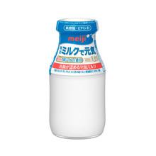 明治ミルクで元気 180ml